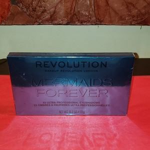 Makeup Revolution Mermaids Forever Shadow Palette